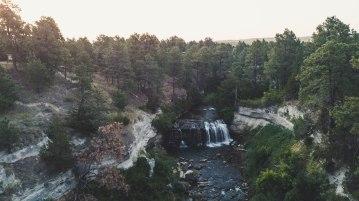 Snake Falls River
